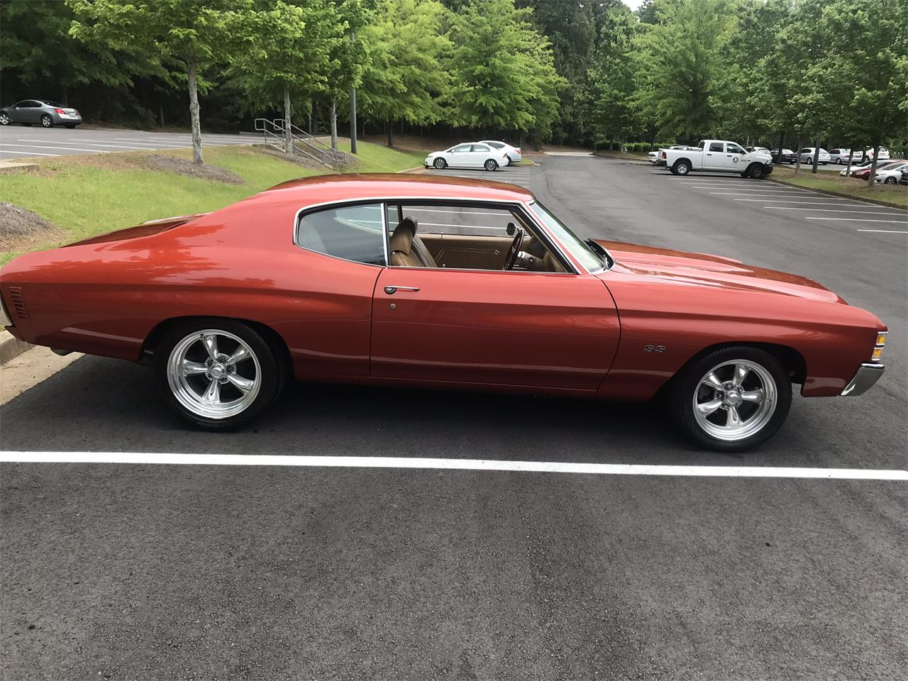 Large Picture of 1971 Chevelle SS - $36,000.00 Offered by a Private Seller - Q0XV