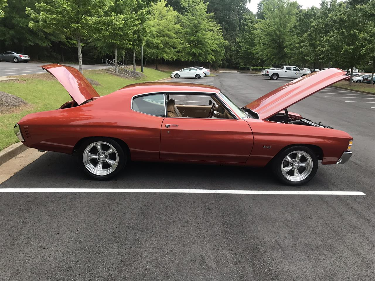 Large Picture of Classic '71 Chevrolet Chevelle SS located in Georgia - $36,000.00 - Q0XV