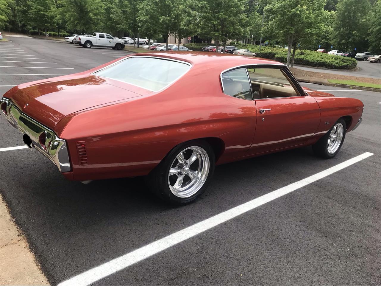 Large Picture of '71 Chevrolet Chevelle SS Offered by a Private Seller - Q0XV