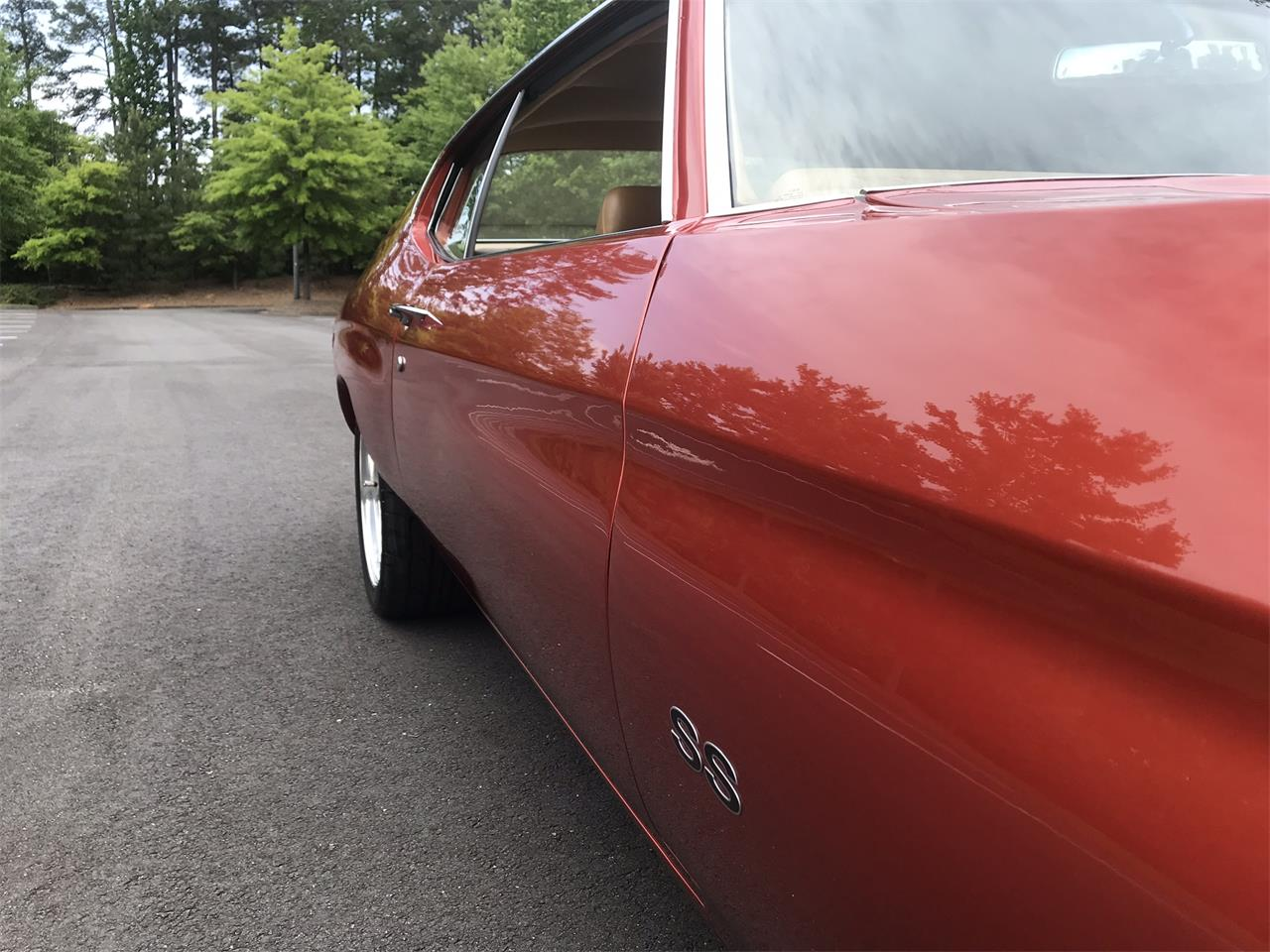 Large Picture of 1971 Chevelle SS Offered by a Private Seller - Q0XV