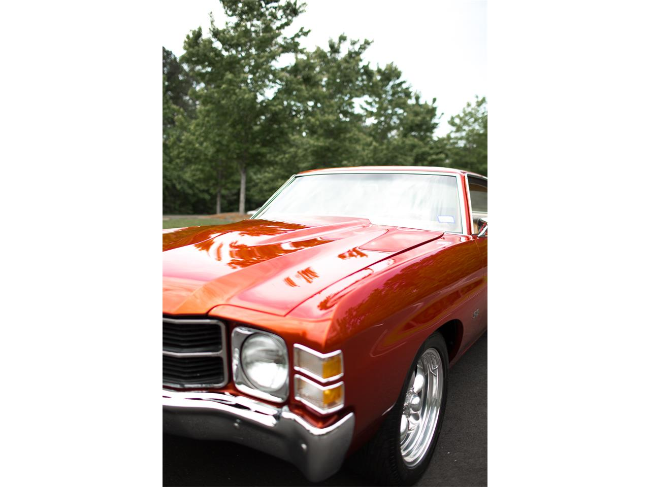 Large Picture of Classic 1971 Chevrolet Chevelle SS - $36,000.00 Offered by a Private Seller - Q0XV