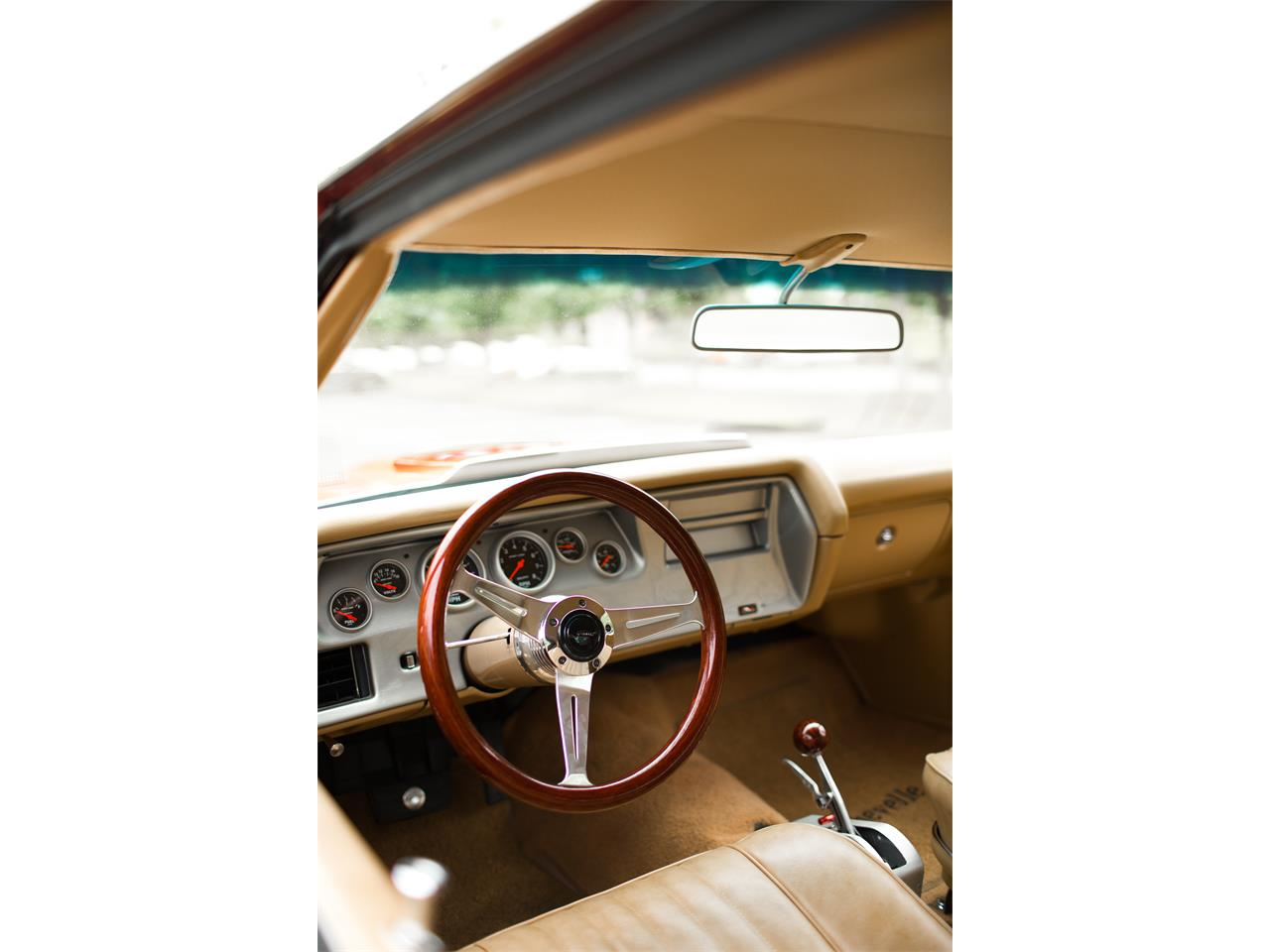 Large Picture of Classic 1971 Chevrolet Chevelle SS - Q0XV
