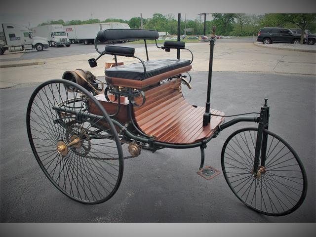 Picture of '86 Patent-Motorwagen - Q0YA