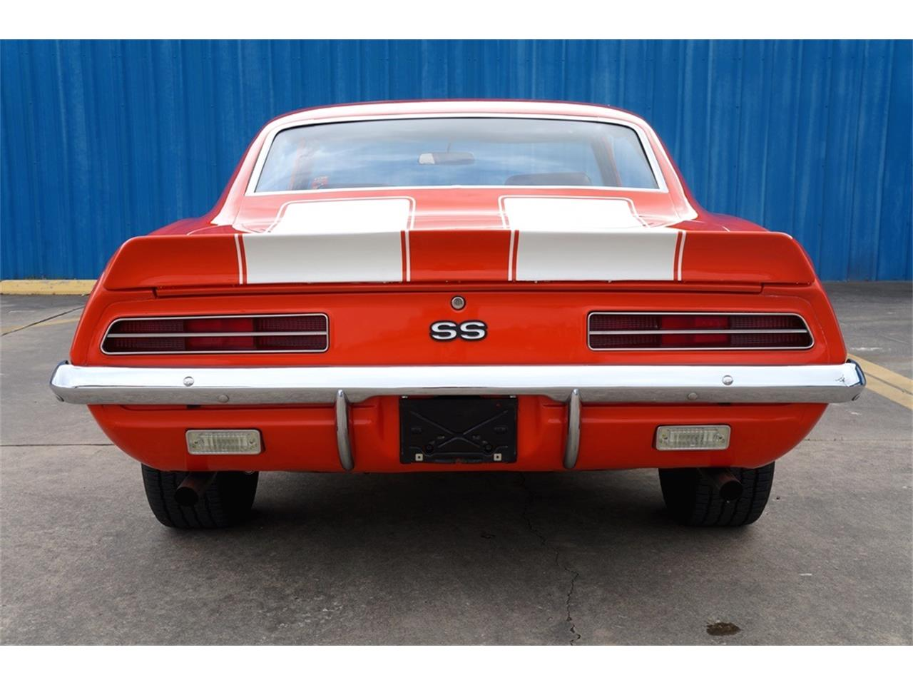 Large Picture of '69 Camaro RS/SS - Q0YF