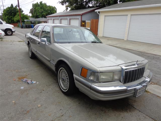 Picture of '90 Town Car - Q0YH