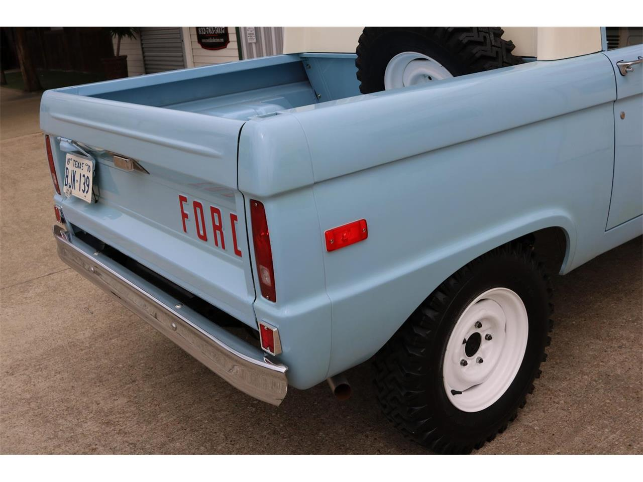 Large Picture of '70 Bronco located in Texas - PXZ2
