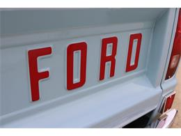 Picture of '70 Ford Bronco located in Conroe Texas Offered by Texas Trucks and Classics - PXZ2