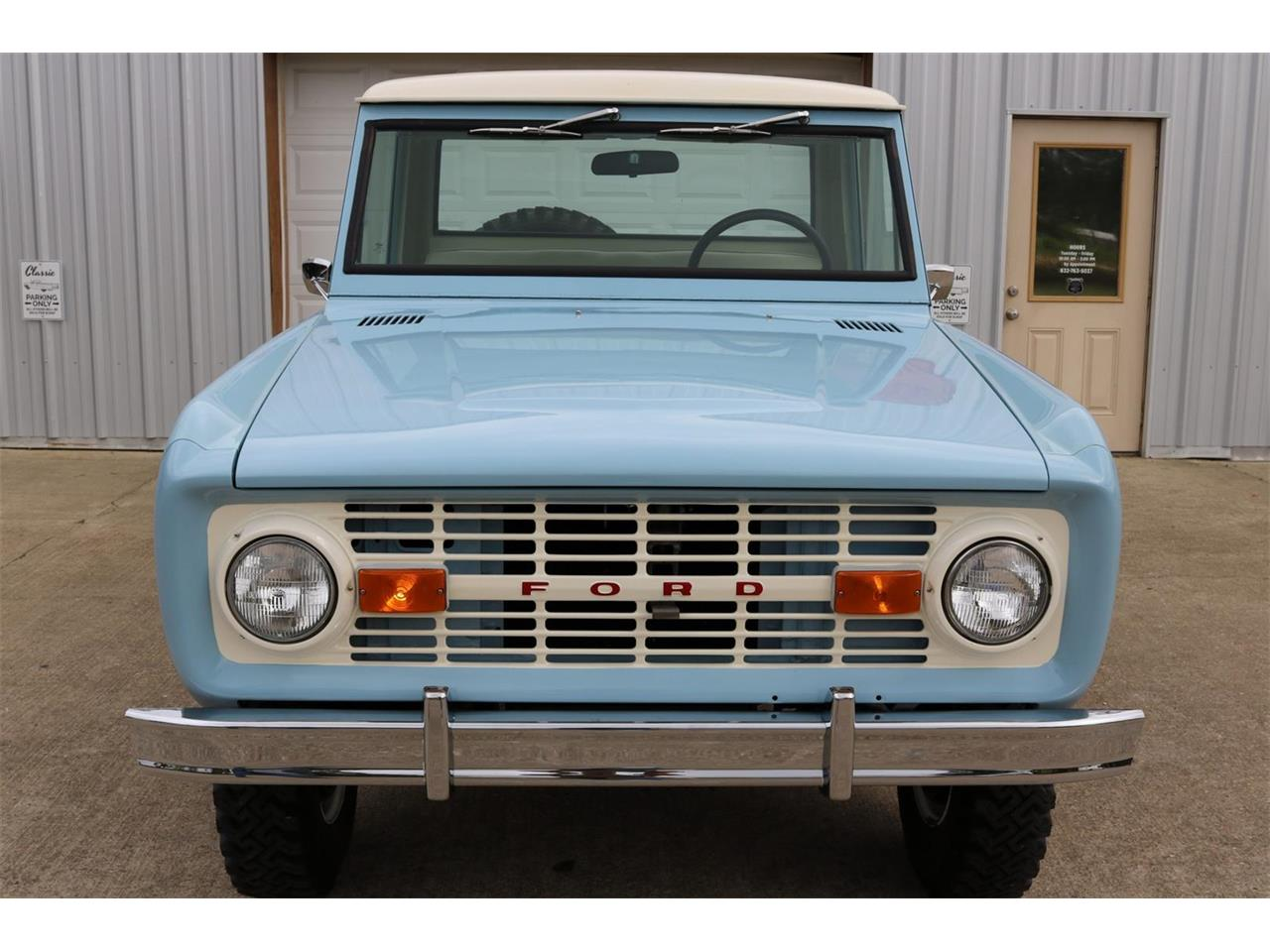Large Picture of Classic 1970 Bronco located in Texas - $59,900.00 - PXZ2