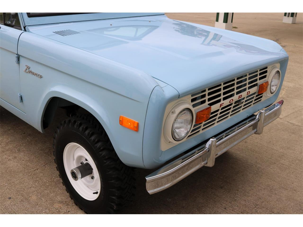 Large Picture of Classic '70 Bronco located in Conroe Texas - PXZ2