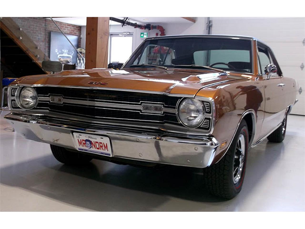 Large Picture of Classic 1969 Dart GTS located in British Columbia - $77,500.00 Offered by a Private Seller - Q0YM