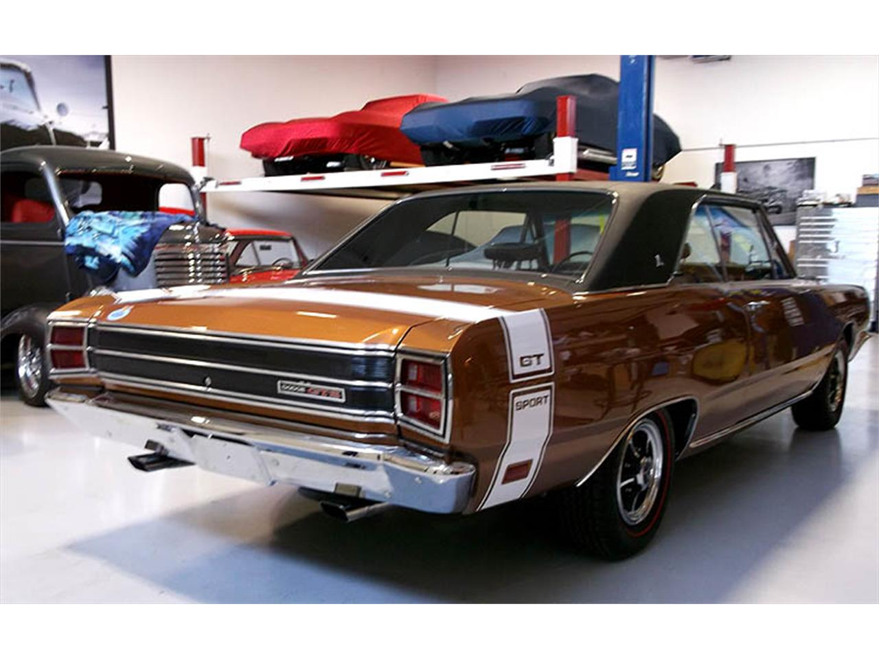 Large Picture of 1969 Dart GTS - $77,500.00 Offered by a Private Seller - Q0YM