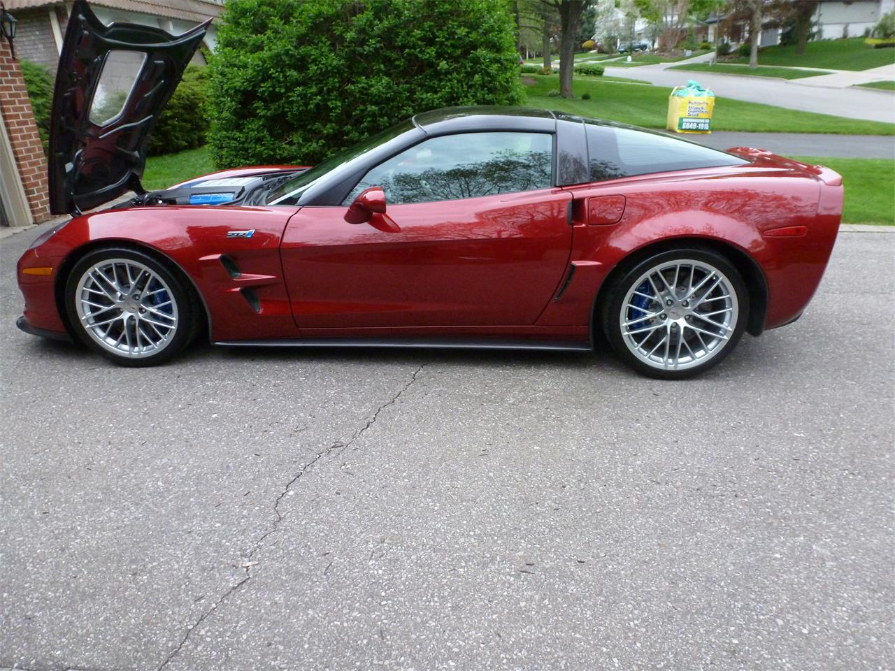 Large Picture of '10 Corvette ZR1 - Q0YS