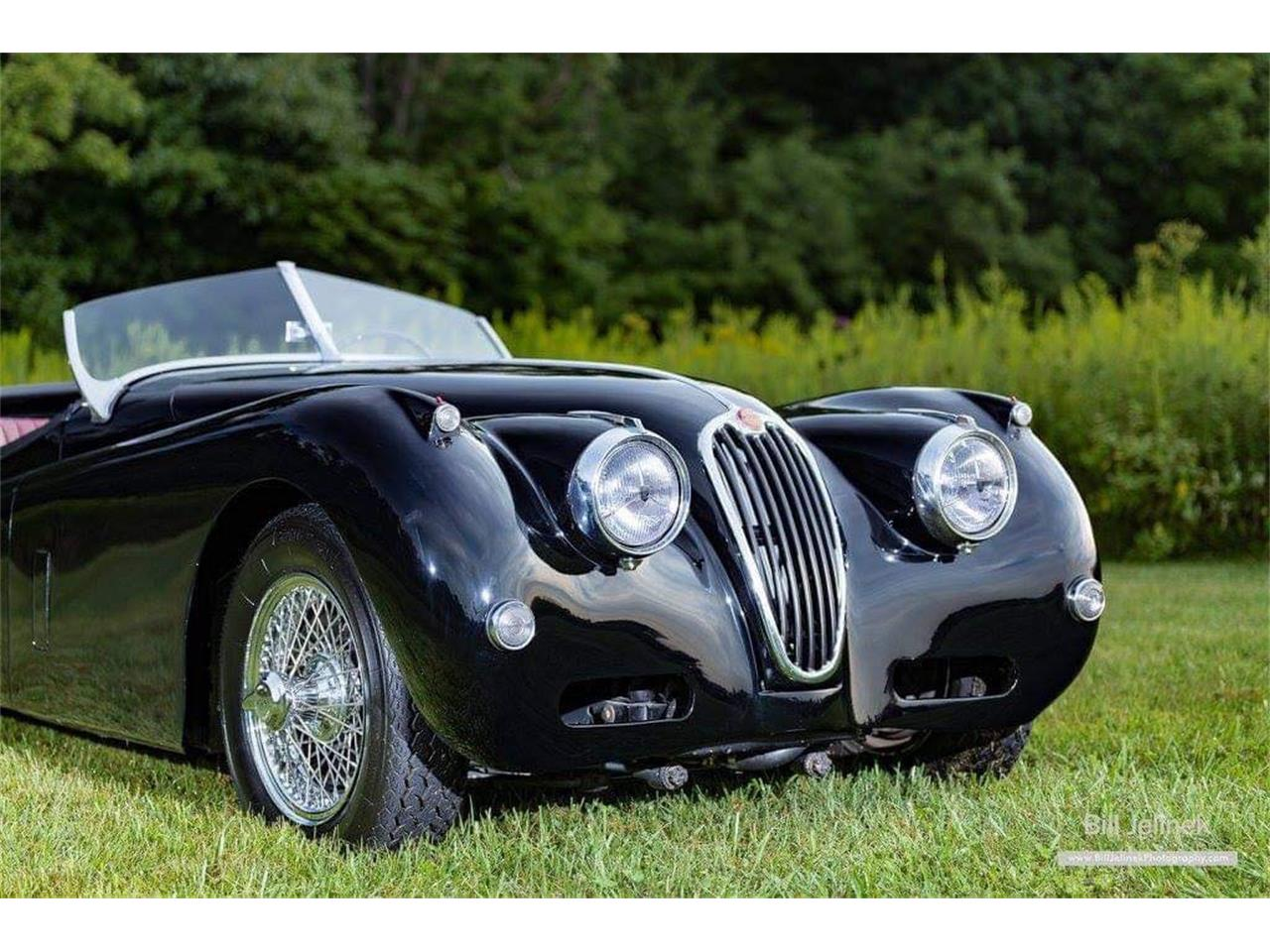 Large Picture of '57 XK140 - Q0YU