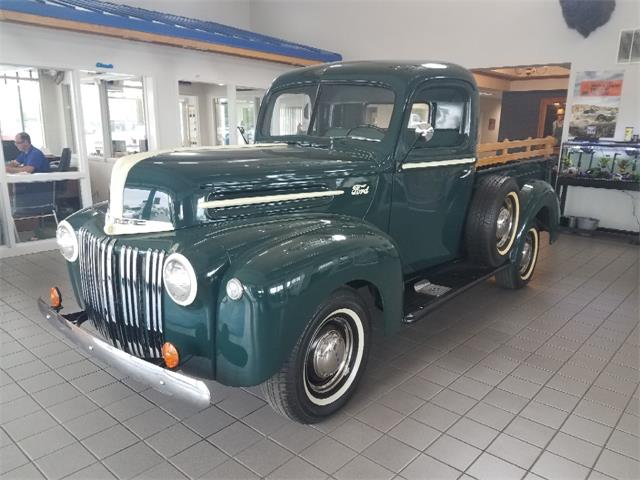 Picture of '47 Pickup - Q0YW