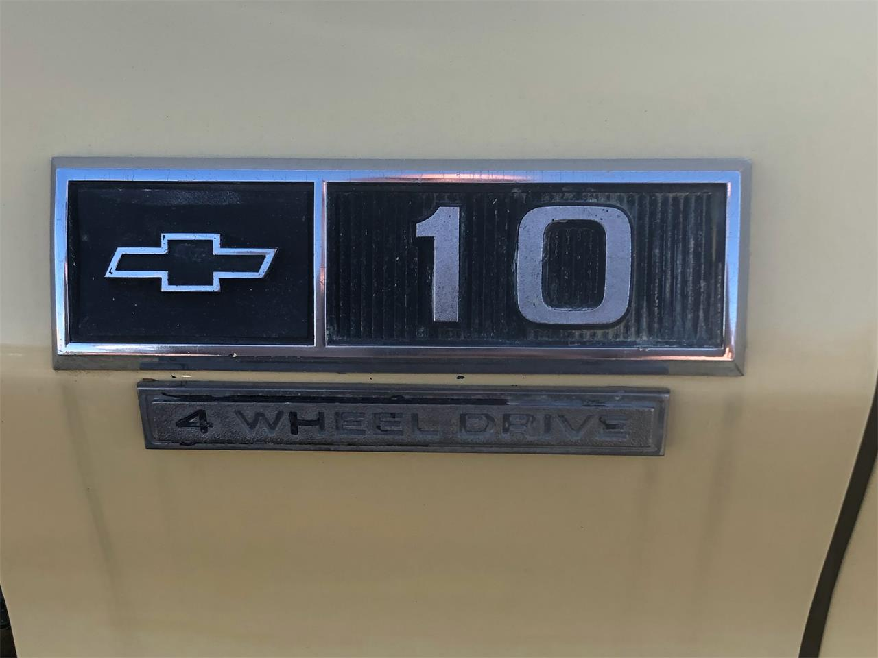 Large Picture of 1965 Chevrolet Pickup Offered by a Private Seller - PXZ4
