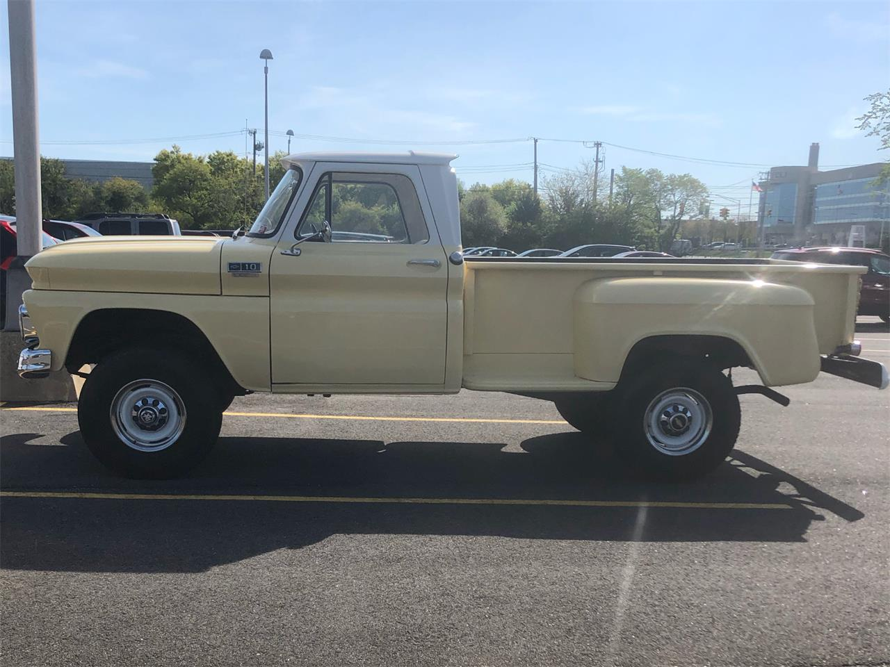 Large Picture of '65 Chevrolet Pickup - PXZ4