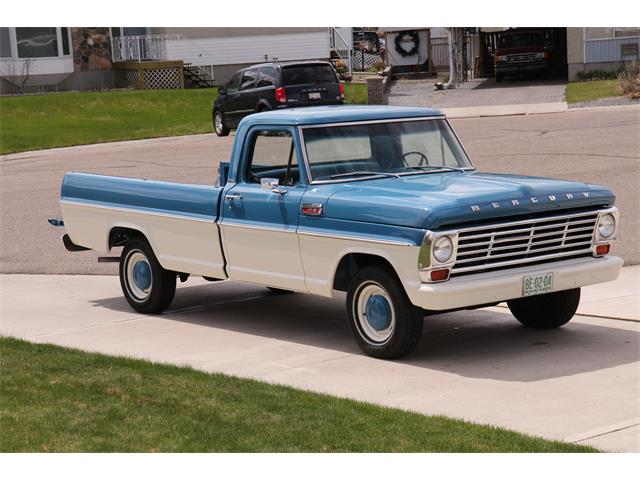 Picture of 1967 Mercury Pickup located in Redcliff Alberta - $30,000.00 - Q0Z8