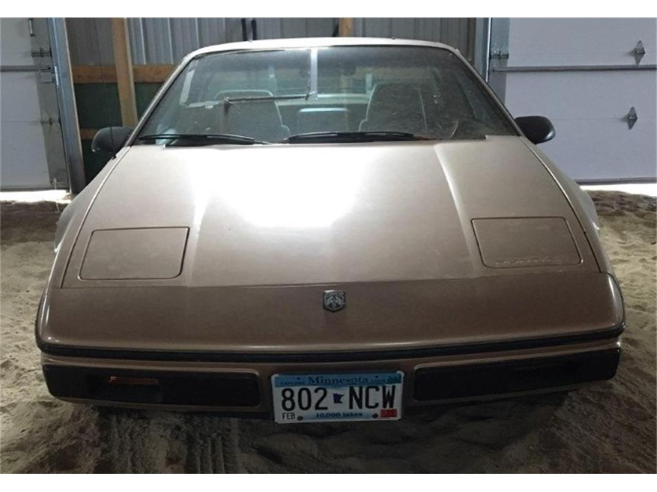 Large Picture of '86 Fiero - PXZ5