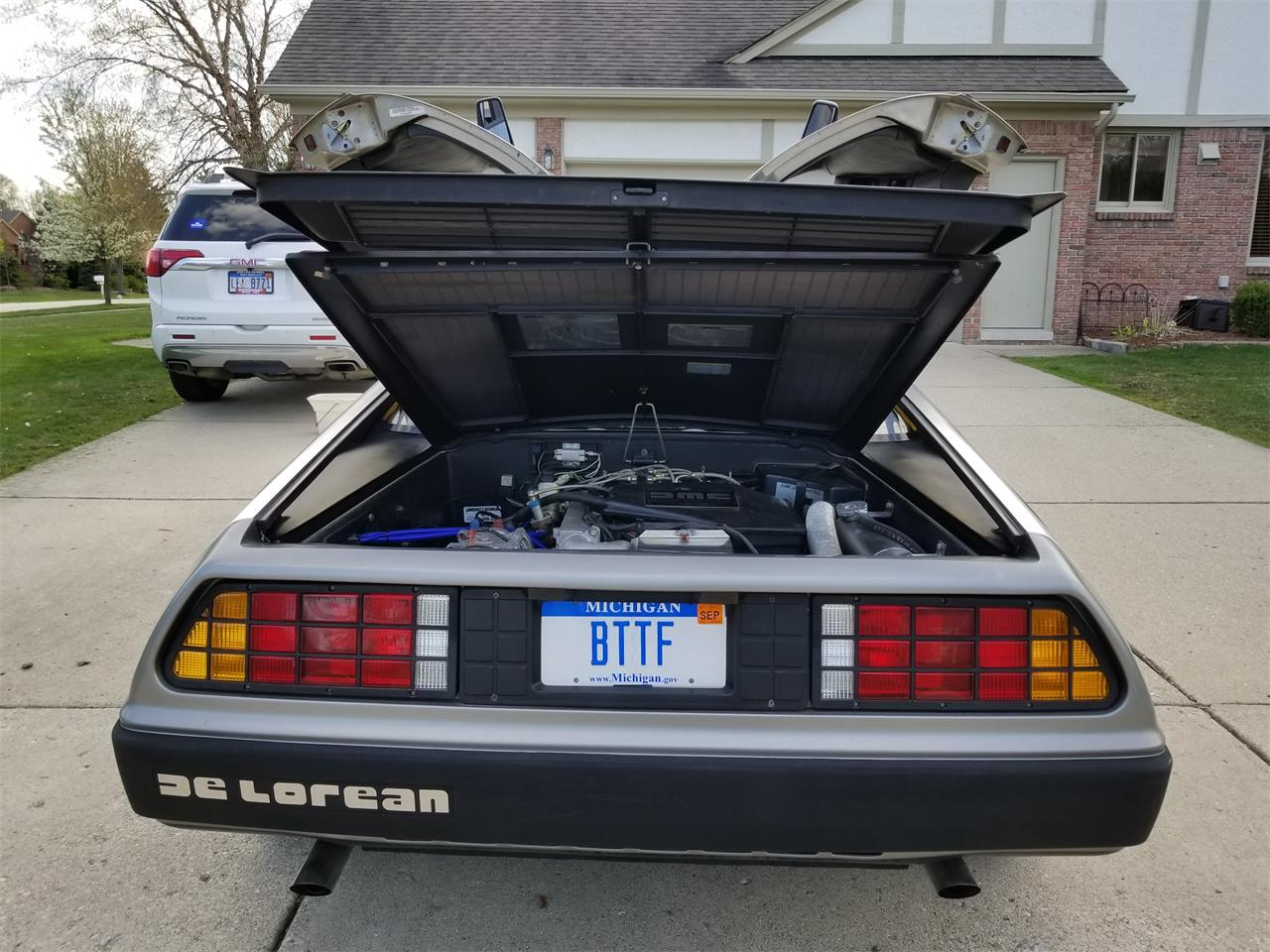 Large Picture of '82 DeLorean DMC-12 - $39,500.00 Offered by a Private Seller - Q0ZF