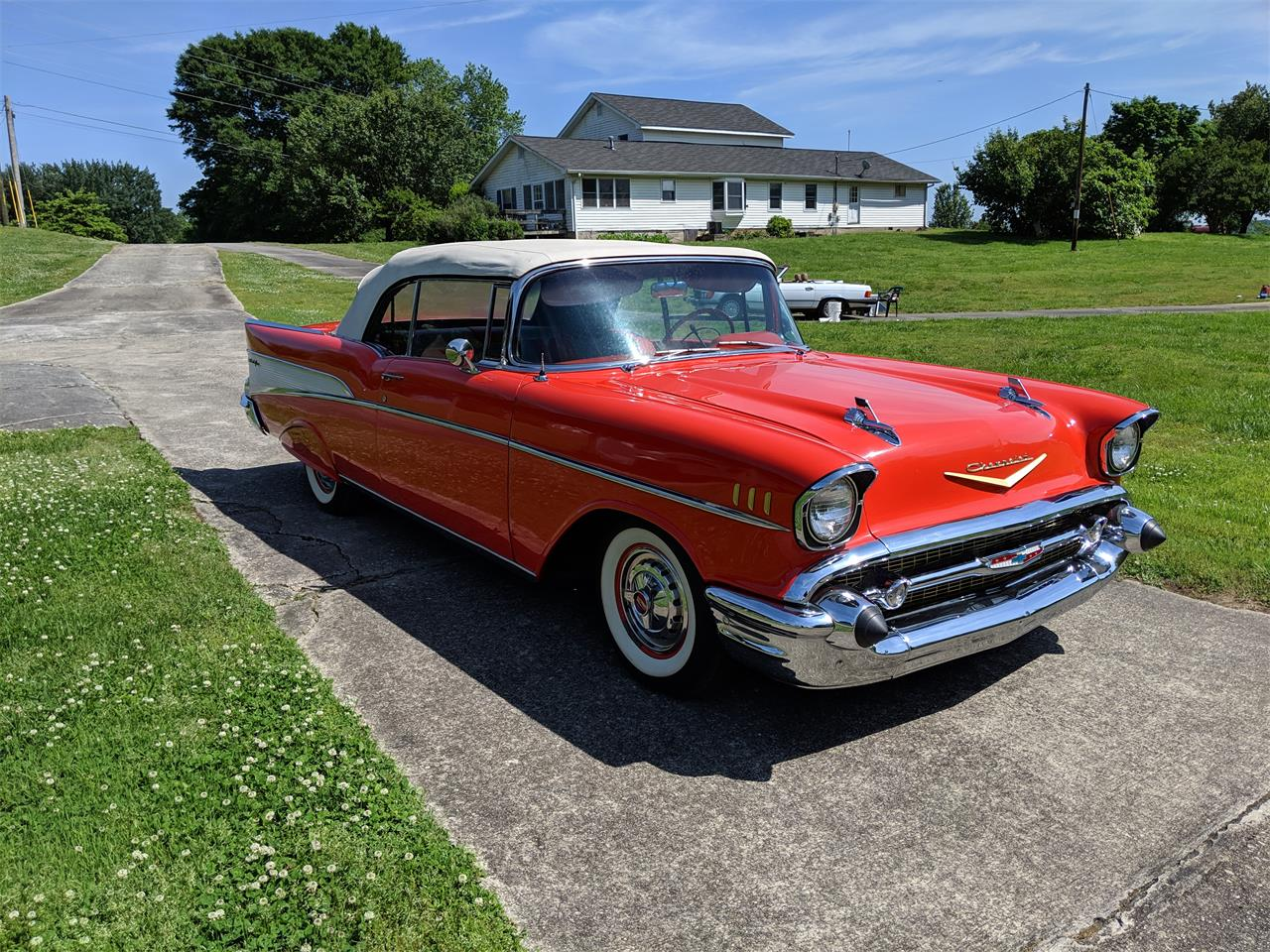 Large Picture of '57 Bel Air - Q0ZG