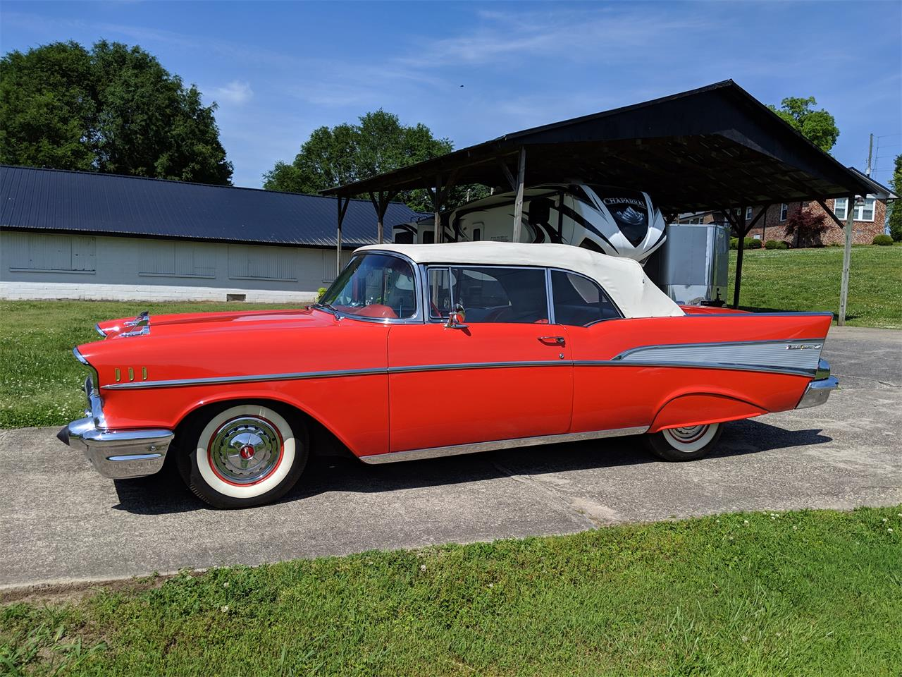 Large Picture of Classic '57 Bel Air - $95,000.00 - Q0ZG