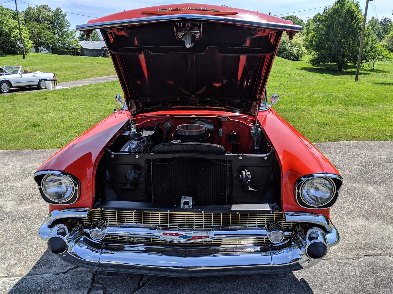 Large Picture of '57 Chevrolet Bel Air - Q0ZG