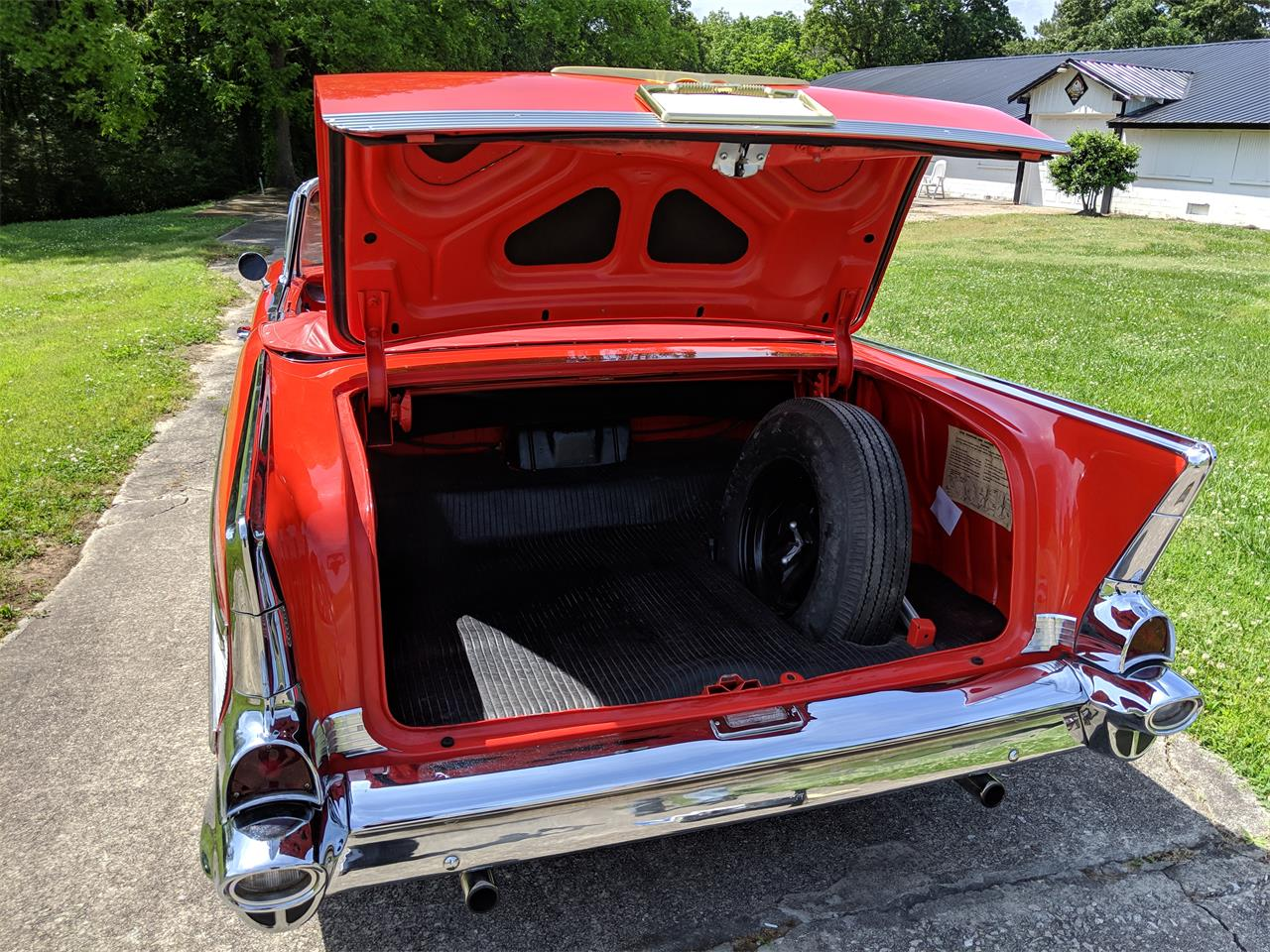 Large Picture of '57 Bel Air - $95,000.00 Offered by a Private Seller - Q0ZG