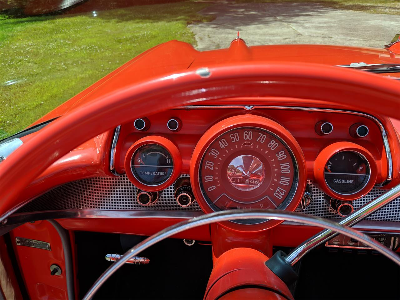 Large Picture of '57 Bel Air located in Georgia - $95,000.00 Offered by a Private Seller - Q0ZG