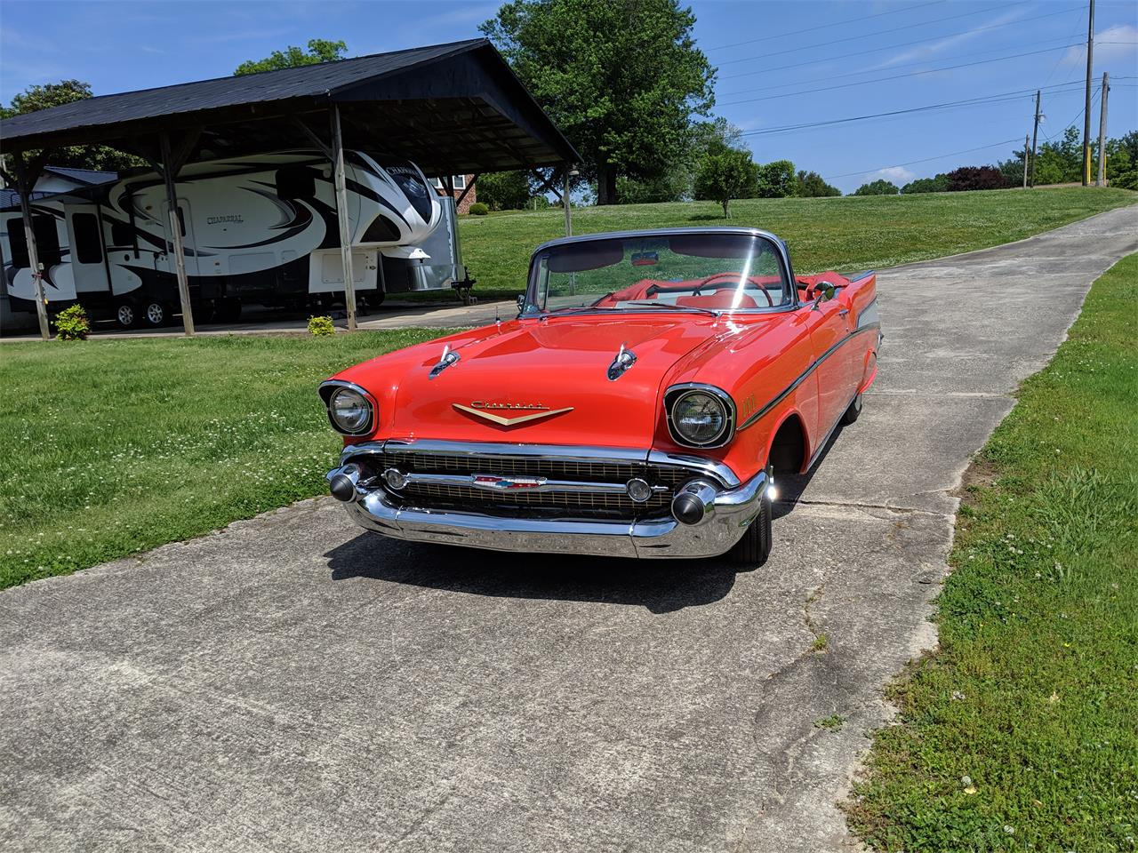Large Picture of 1957 Chevrolet Bel Air - $95,000.00 - Q0ZG