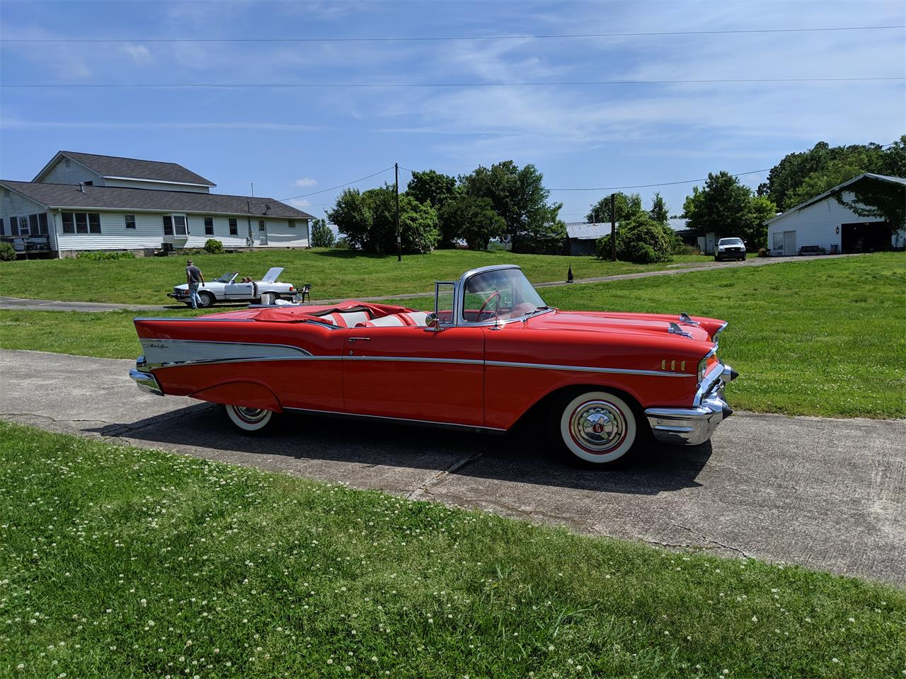 Large Picture of 1957 Chevrolet Bel Air Offered by a Private Seller - Q0ZG