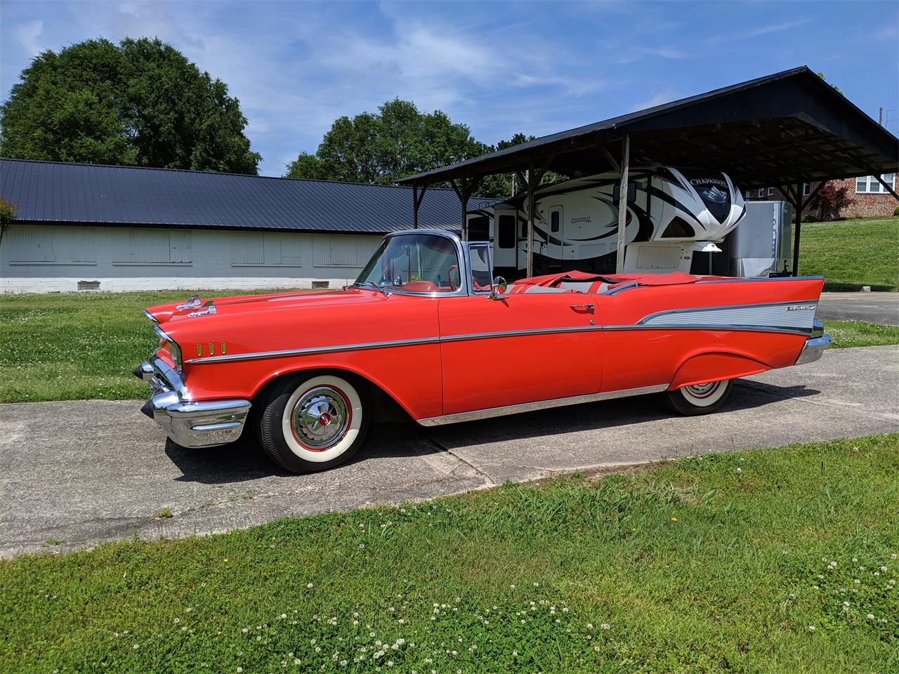 Large Picture of '57 Chevrolet Bel Air - $95,000.00 - Q0ZG