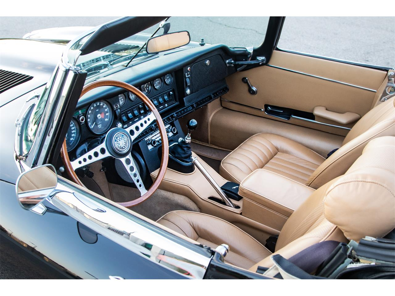 Large Picture of Classic '71 XKE Series II Offered by Radwan Classic Cars - Q0ZL