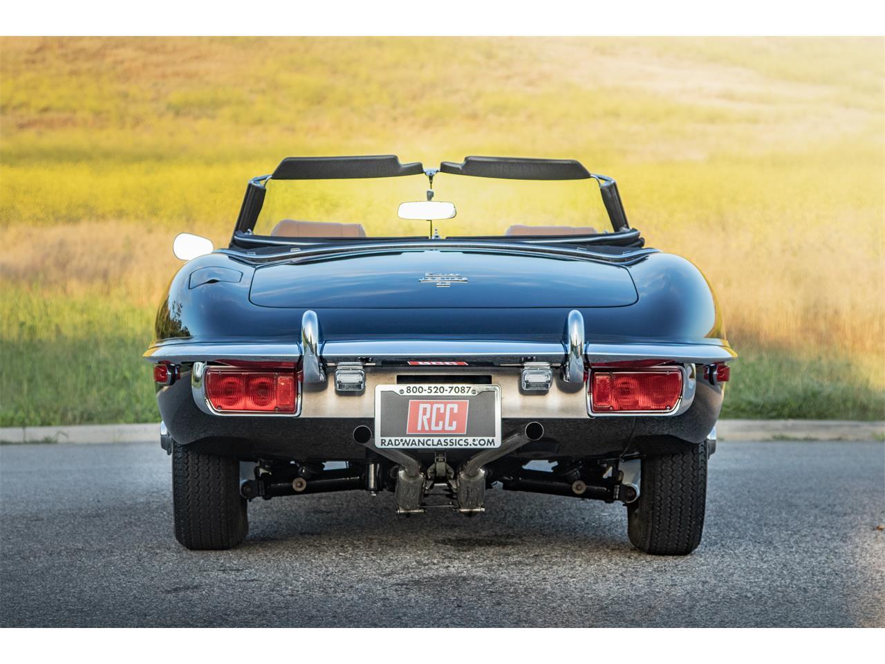 Large Picture of '71 Jaguar XKE Series II - $129,900.00 - Q0ZL