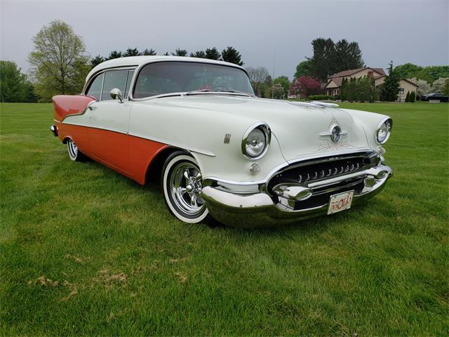 Picture of 1955 Oldsmobile Holiday 88 located in Nazareth Pennsylvania - $25,000.00 - Q0ZU