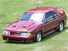 Picture of 1989 Mustang GT located in Bradford New Hampshire Offered by a Private Seller - Q101