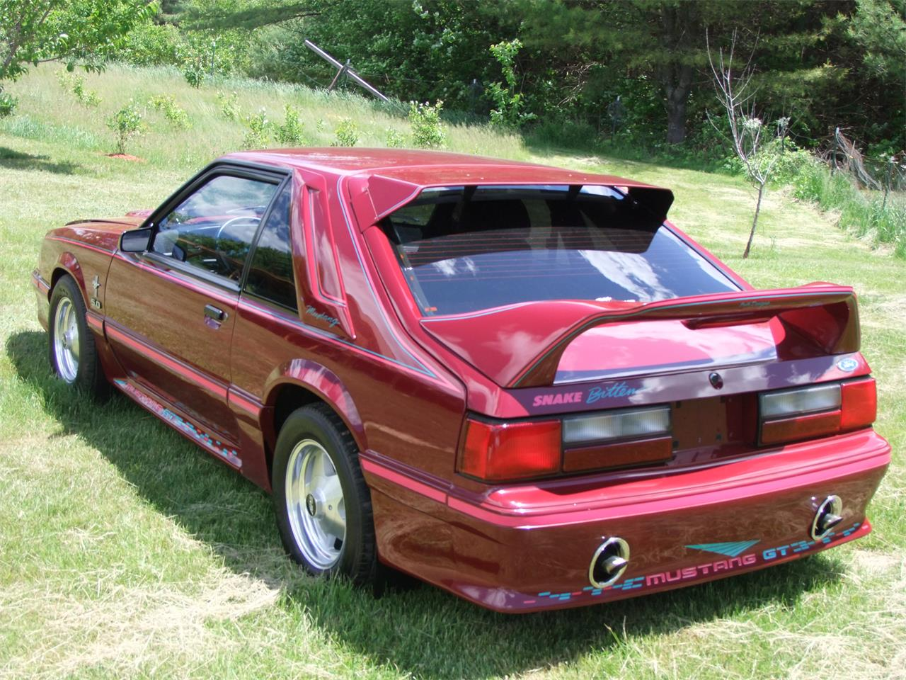 Large Picture of 1989 Ford Mustang GT located in New Hampshire - $15,000.00 Offered by a Private Seller - Q101