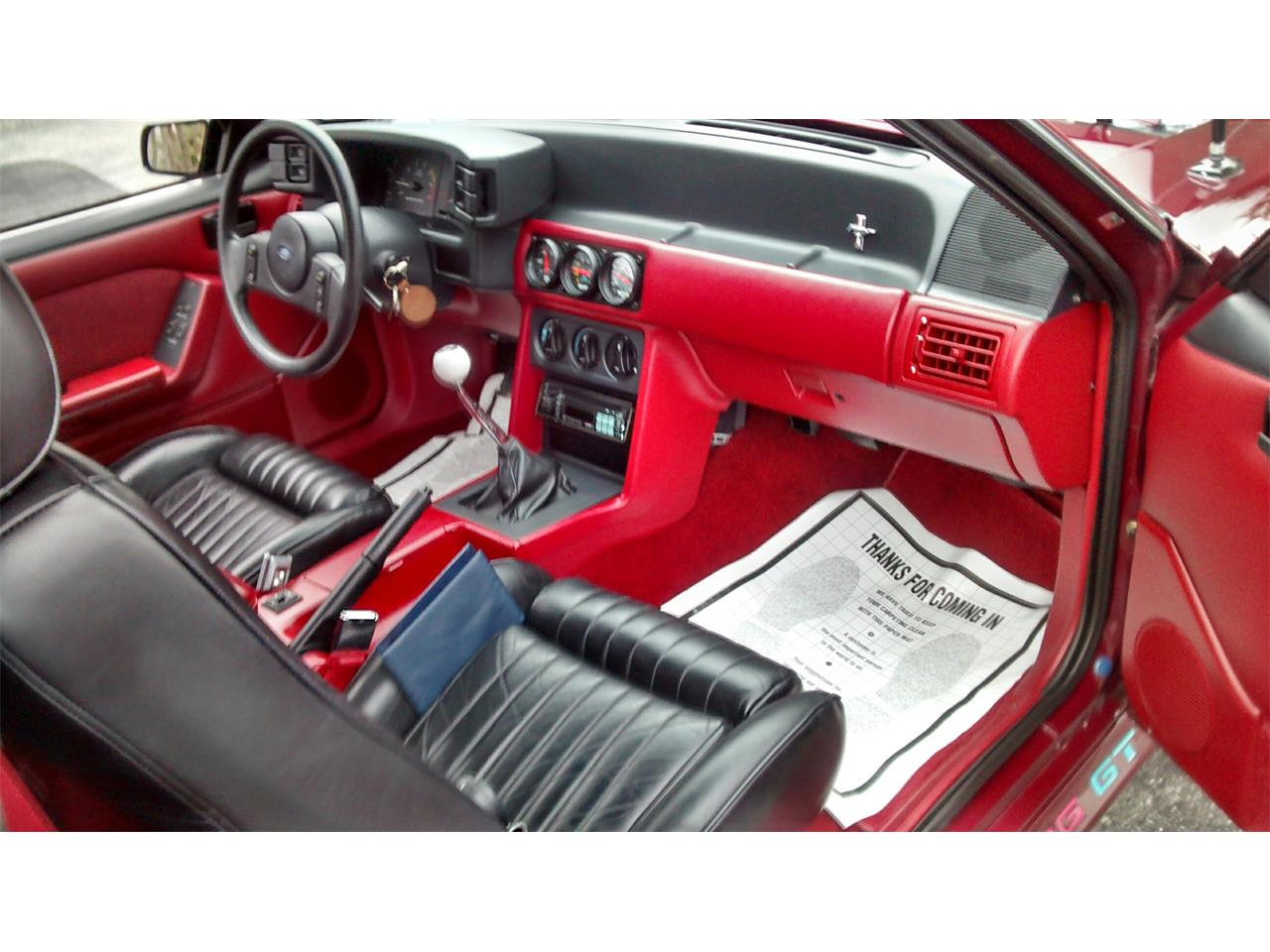 Large Picture of 1989 Mustang GT located in Bradford New Hampshire - $12,500.00 Offered by a Private Seller - Q101