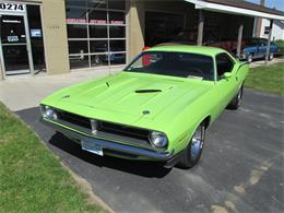 Picture of Classic 1970 Plymouth Cuda located in Goodrich Michigan Offered by Ross Custom Muscle Cars LLC - Q105