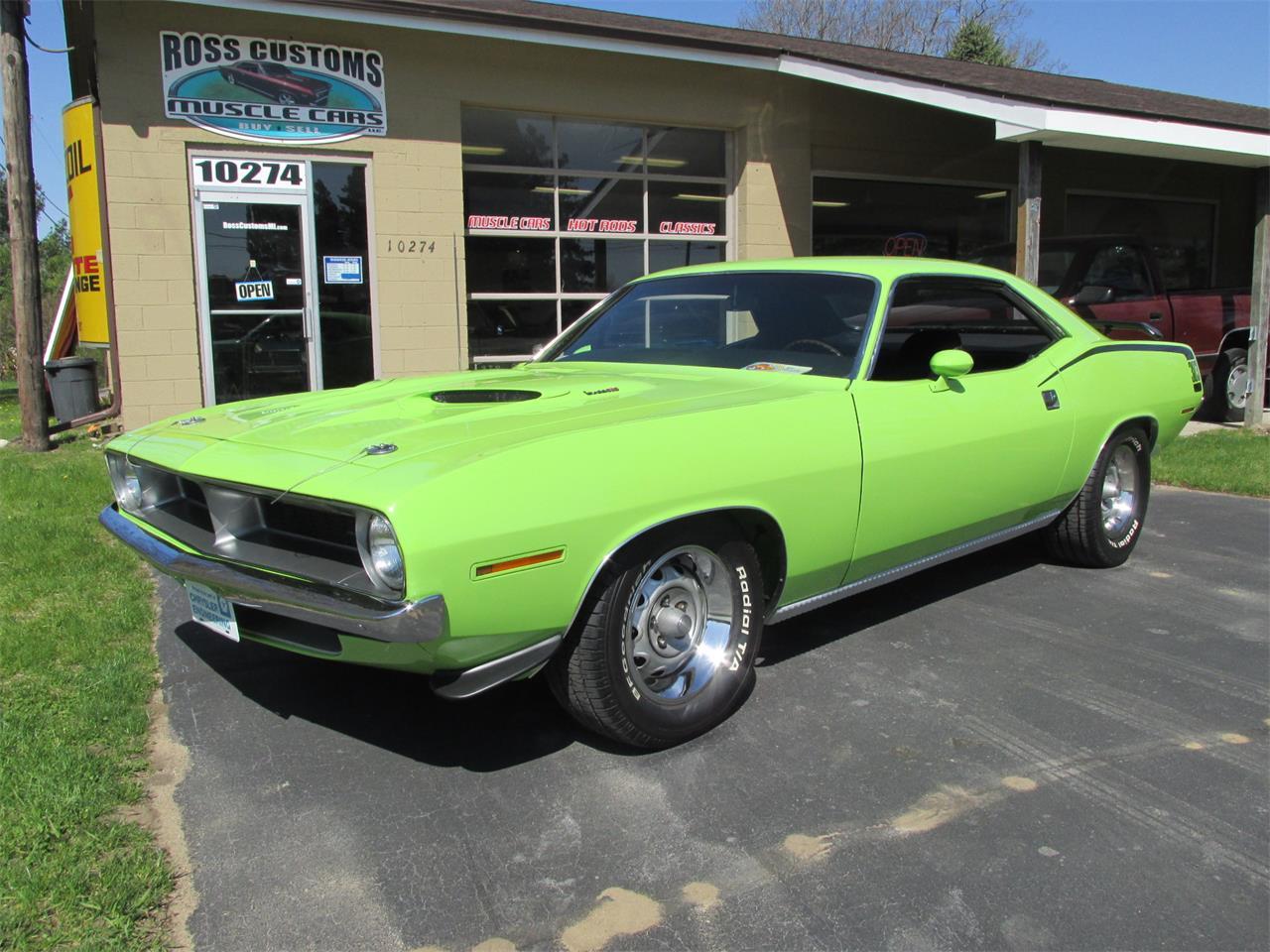 Large Picture of Classic 1970 Cuda located in Michigan - $43,900.00 - Q105