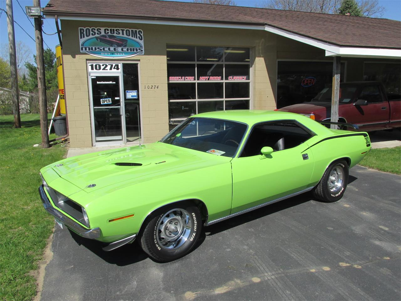 Large Picture of Classic '70 Plymouth Cuda - $43,900.00 - Q105
