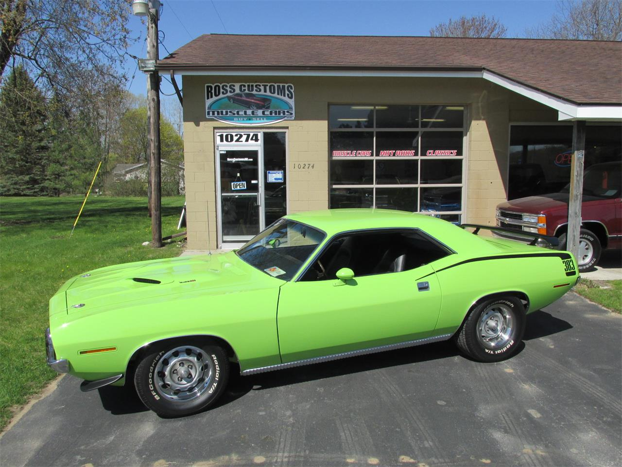 Large Picture of '70 Plymouth Cuda - $43,900.00 - Q105