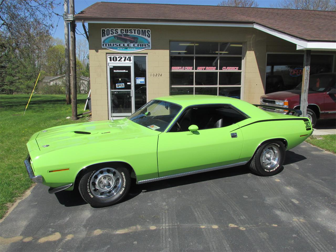 Large Picture of 1970 Plymouth Cuda - $43,900.00 - Q105