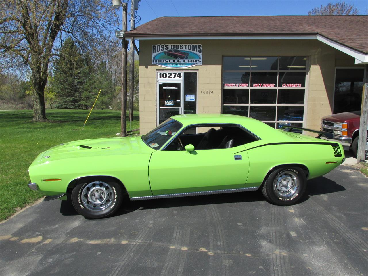 Large Picture of Classic '70 Plymouth Cuda located in Michigan - $43,900.00 - Q105