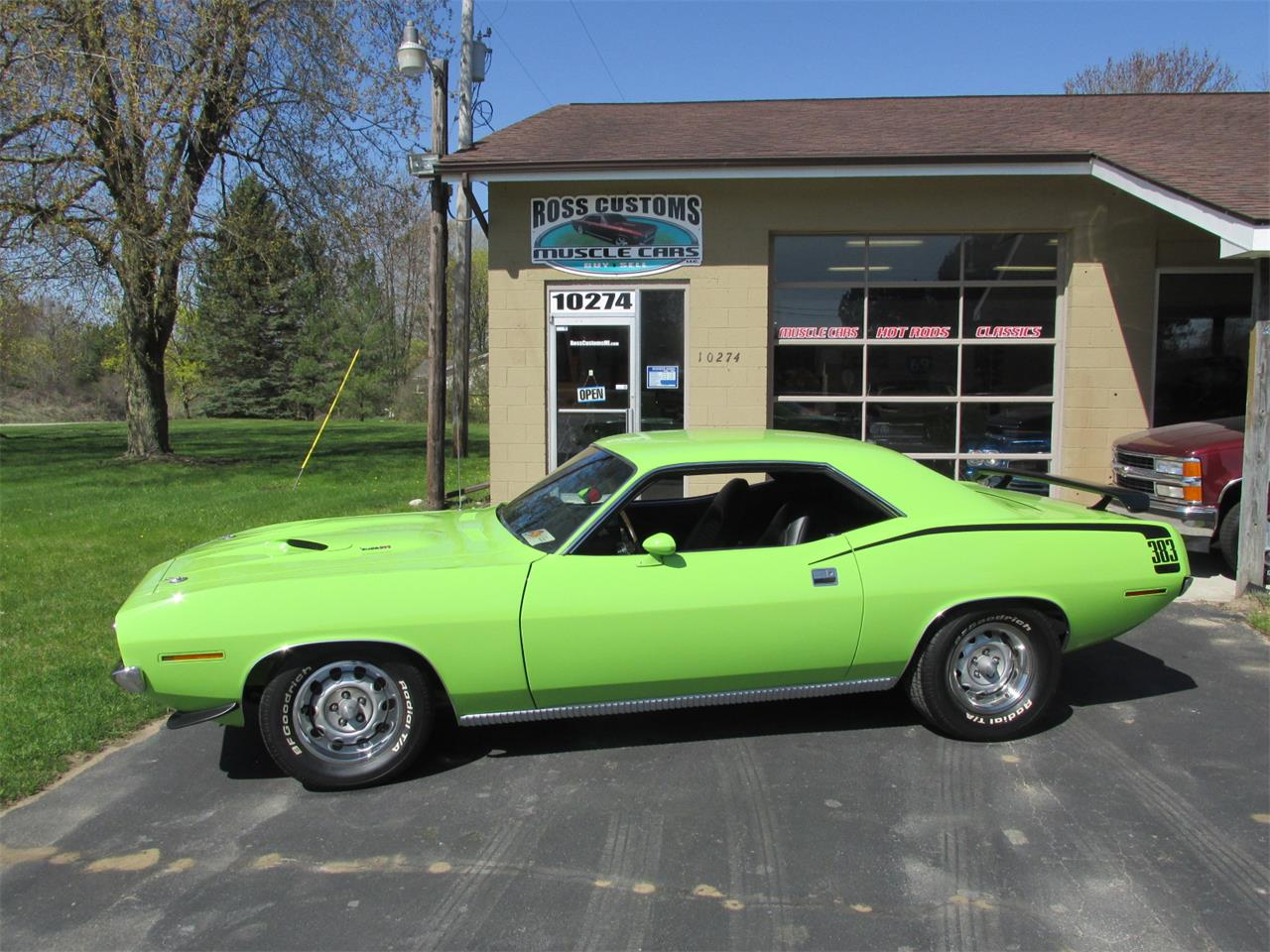 Large Picture of Classic 1970 Plymouth Cuda located in Michigan - $43,900.00 - Q105