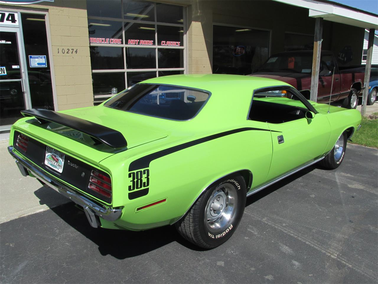Large Picture of '70 Plymouth Cuda located in Michigan - $43,900.00 - Q105