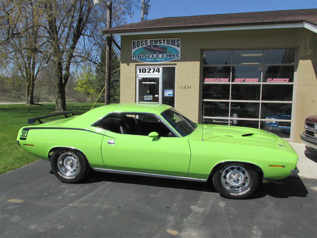 Large Picture of 1970 Cuda located in Michigan - $43,900.00 - Q105