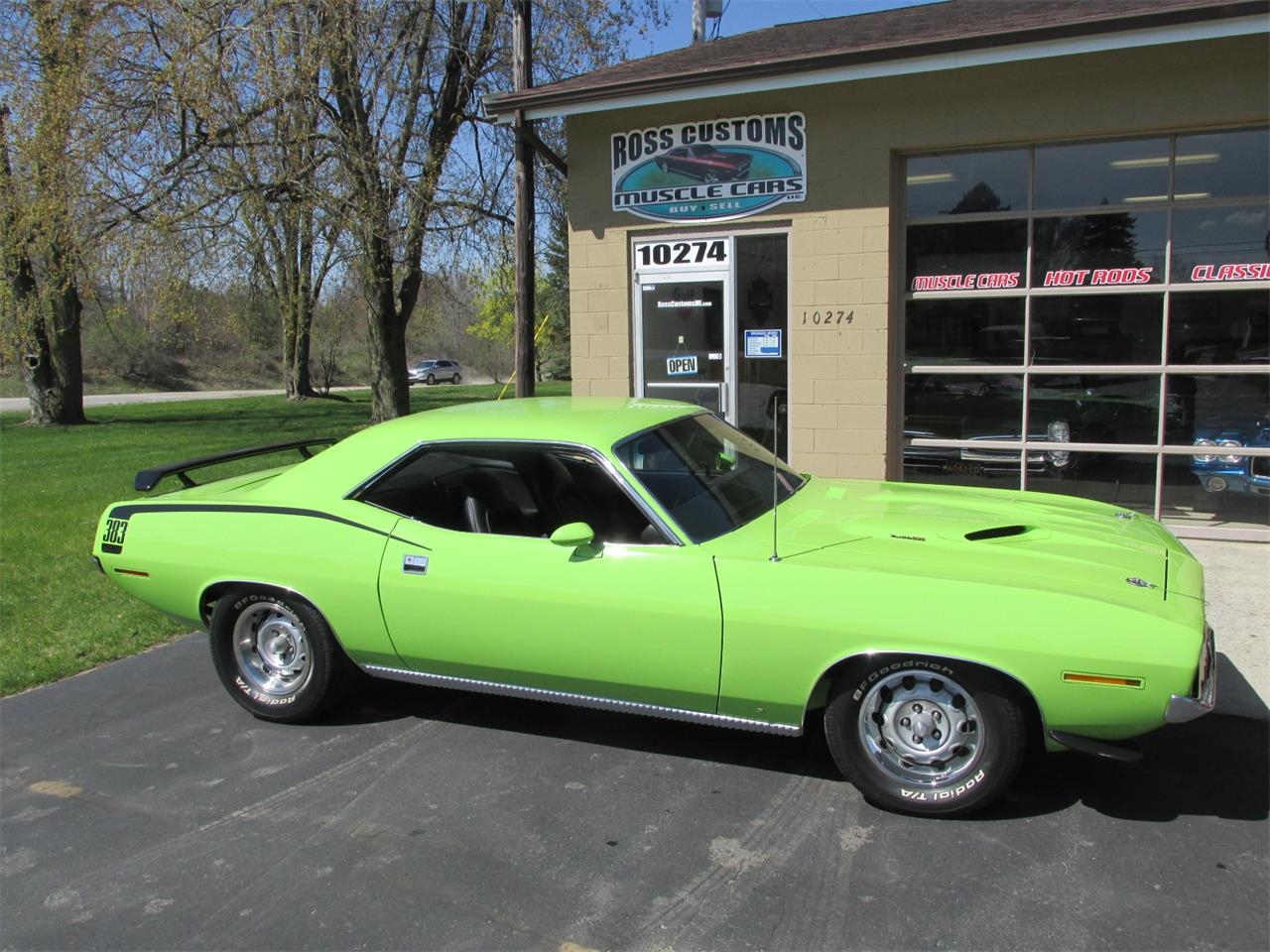 Large Picture of Classic '70 Plymouth Cuda located in Goodrich Michigan - $43,900.00 - Q105