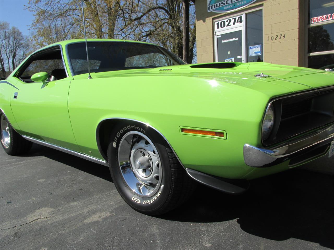 Large Picture of 1970 Cuda - $43,900.00 - Q105