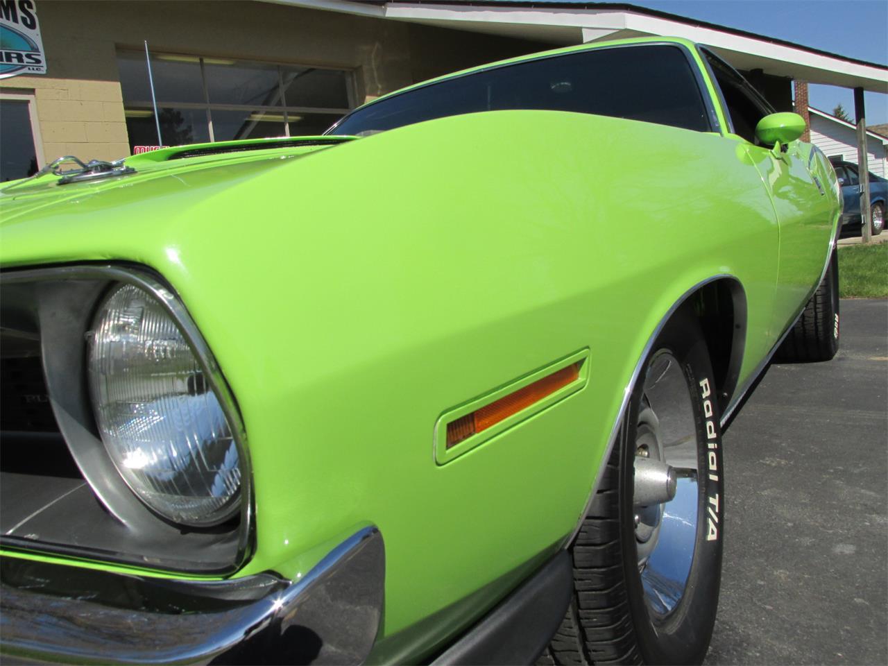 Large Picture of Classic 1970 Cuda - Q105