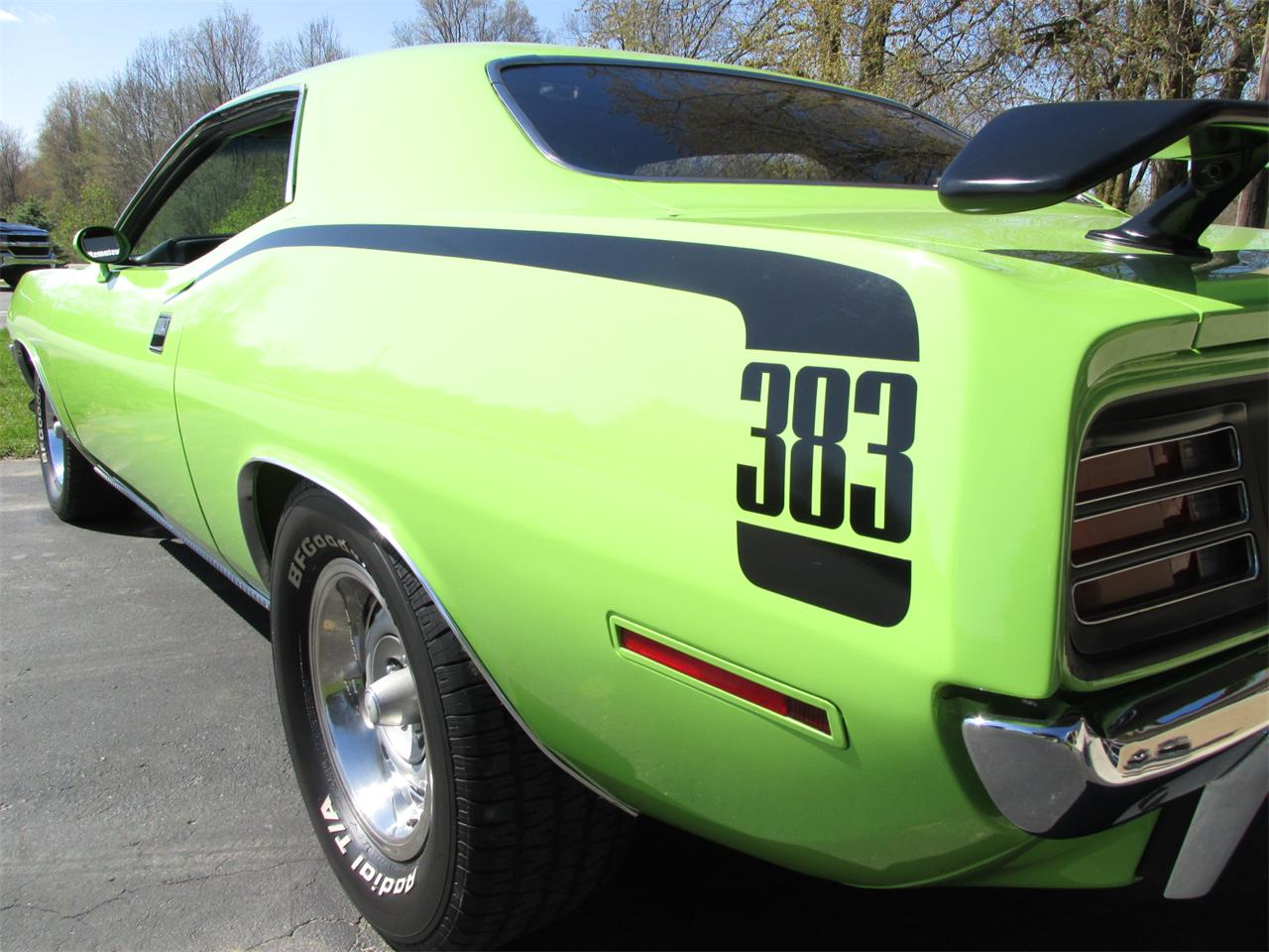 Large Picture of Classic 1970 Plymouth Cuda - $43,900.00 Offered by Ross Custom Muscle Cars LLC - Q105